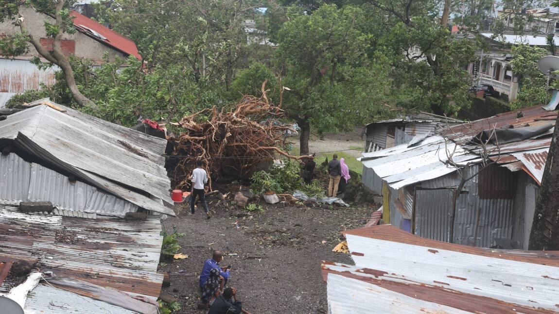 Vols annulés dans le nord du Mozambique à l'approche d'un nouveau cyclone