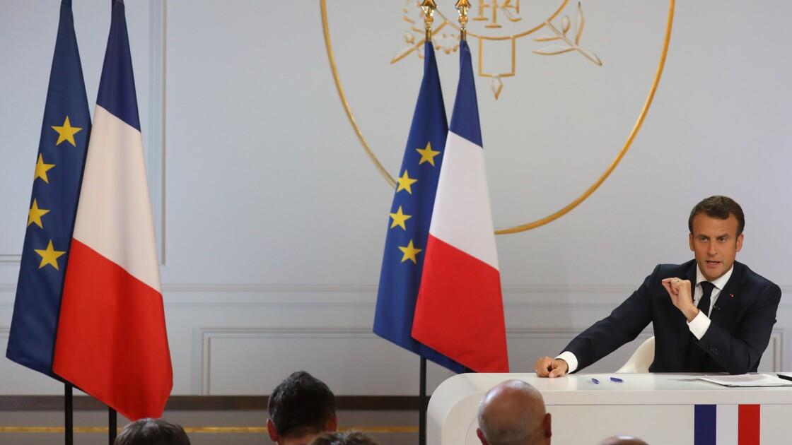 """Climat: déception des écolos qui espéraient des mesures """"concrètes"""" de Macron"""