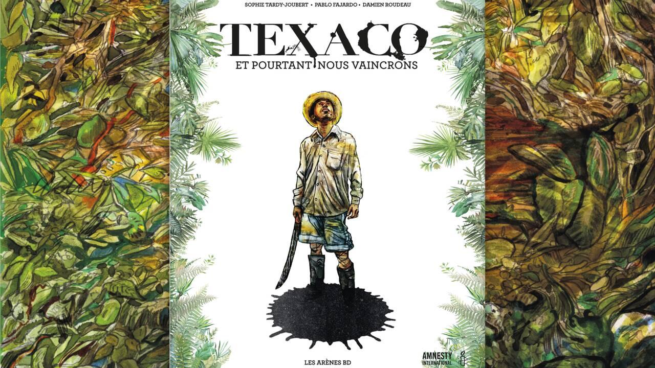 """Pablo Fajardo : """"Texaco doit payer pour son crime environnemental en Amazonie"""""""