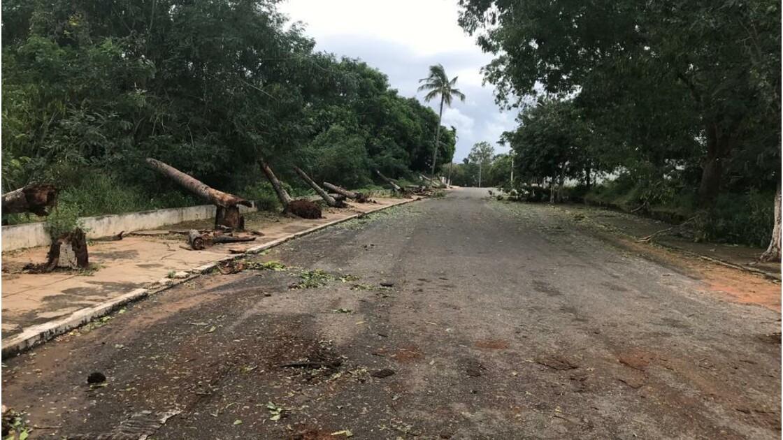 Cyclone au Mozambique: les pluies se poursuivent, arrivée des premiers secours