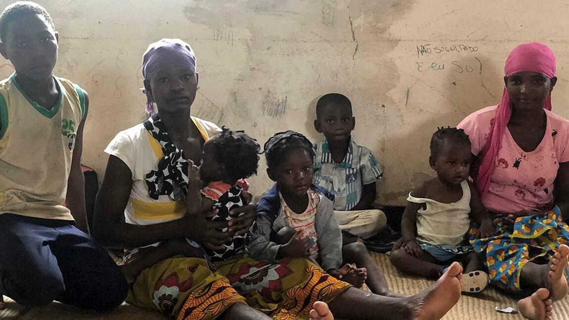 Cyclone au Mozambique: cinq morts et des villages isolés rasés