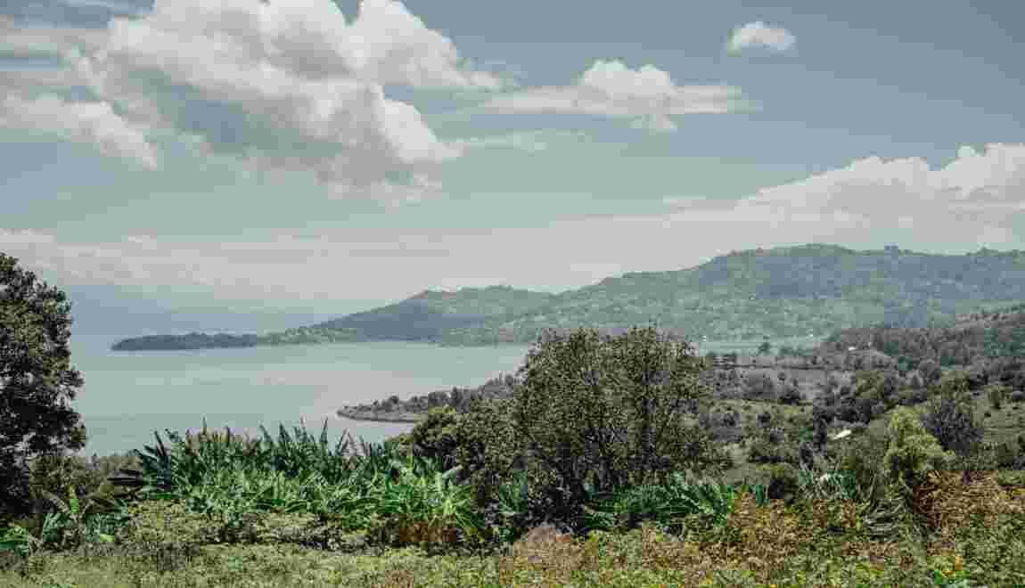 RDC: l'île d'Idjwi, la petite perle des Grands lacs