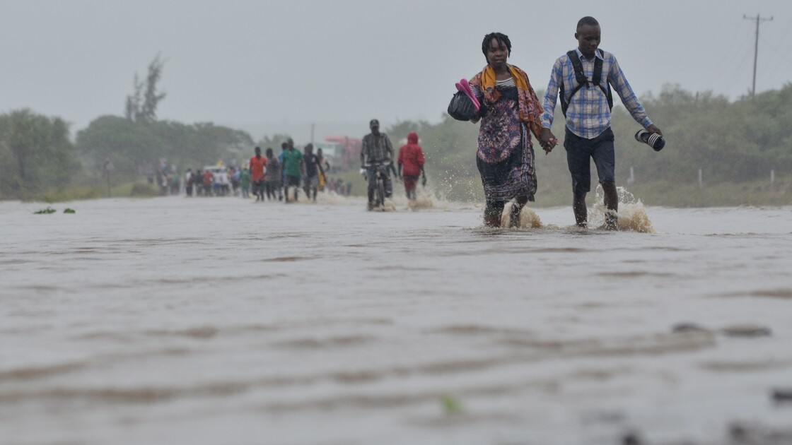 Le bilan du cyclone Kenneth au Mozambique passe à 38 morts