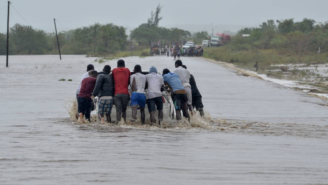 Mozambique: le bilan du cyclone Kenneth monte à 38 morts dans le nord inondé