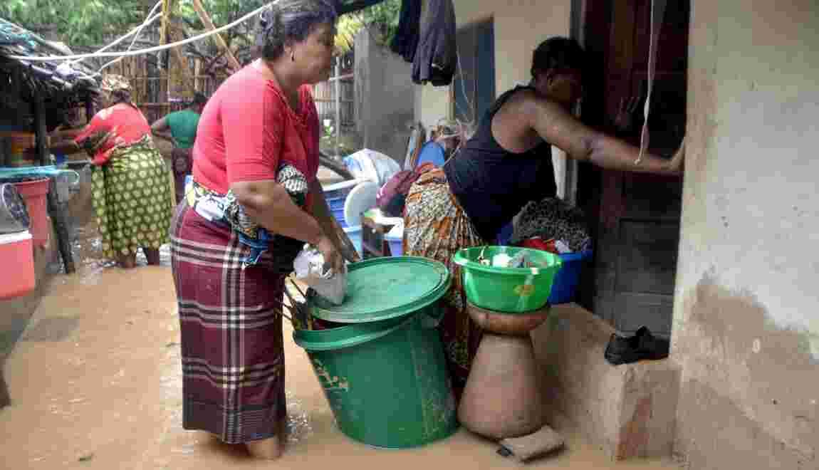 Mozambique: la livraison d'aide aux sinistrés du cyclone Kenneth encore retardée