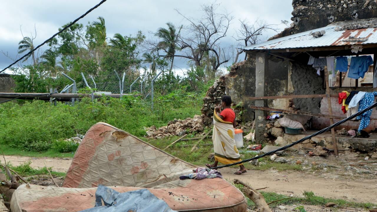 Au Mozambique, l'île touristique d'Ibo dévastée par le cyclone