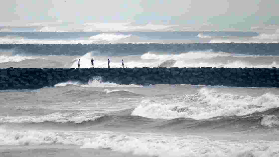 L'Inde se prépare à l'arrivée du cyclone Fani