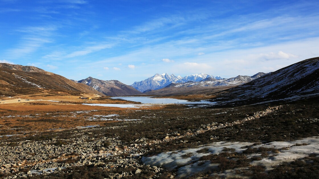 Un cousin de l'homme vivait déjà sur le plateau tibétain il y a 160 000 ans