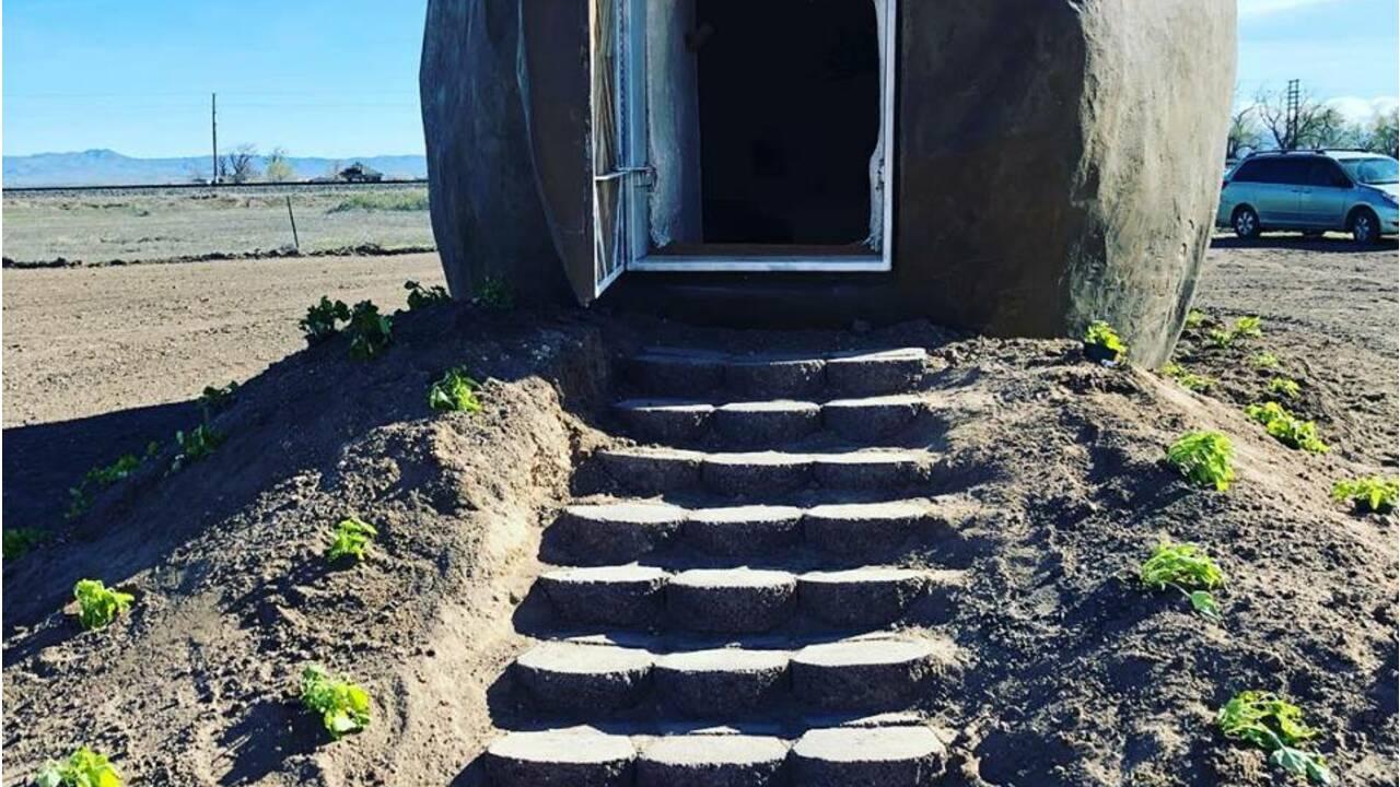 Dans l'Idaho, Airbnb propose maintenant de dormir dans... une patate géante
