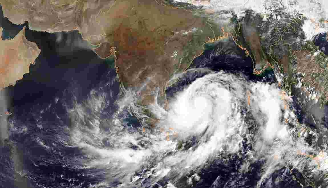 Inde: 800.000 personnes évacuées à l'approche du cyclone Fani