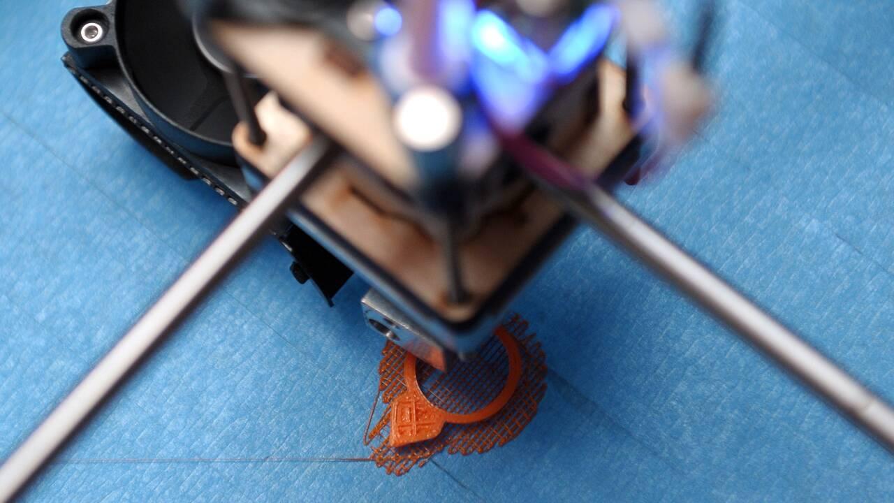 L'impression 3D mise sur le recyclage