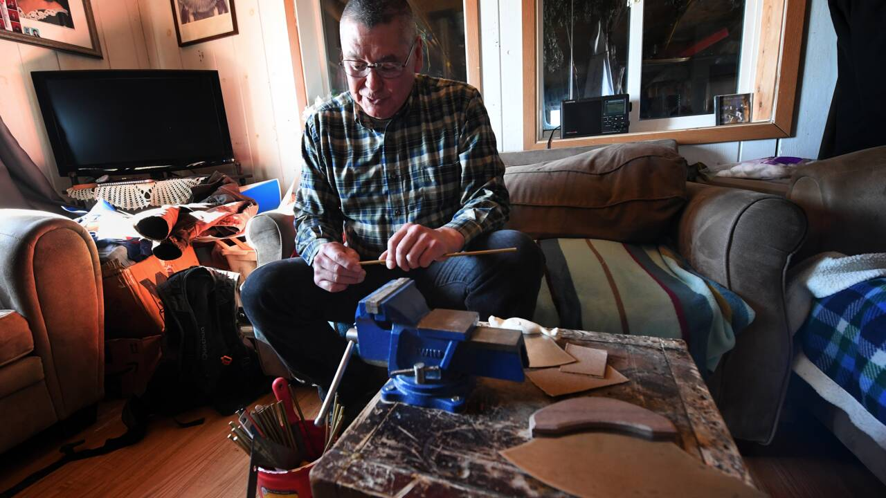 Chasse, pêche et changement climatique: le quotidien des autochtones en Alaska
