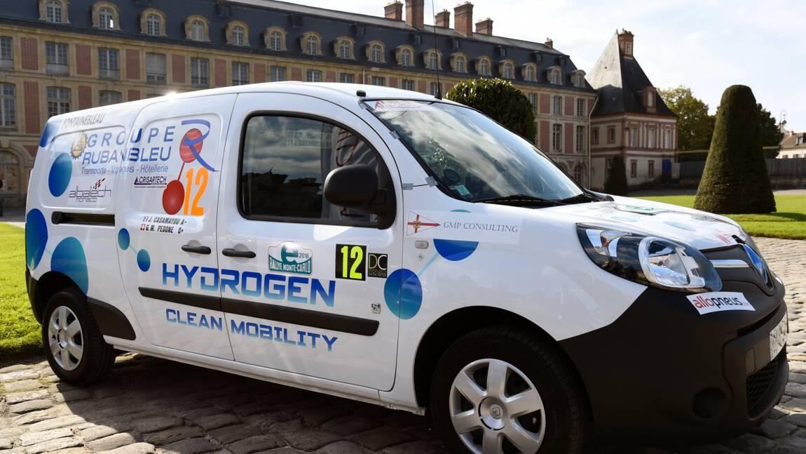 Mobilité hydrogène: 11 projets sélectionnés dans toute la France