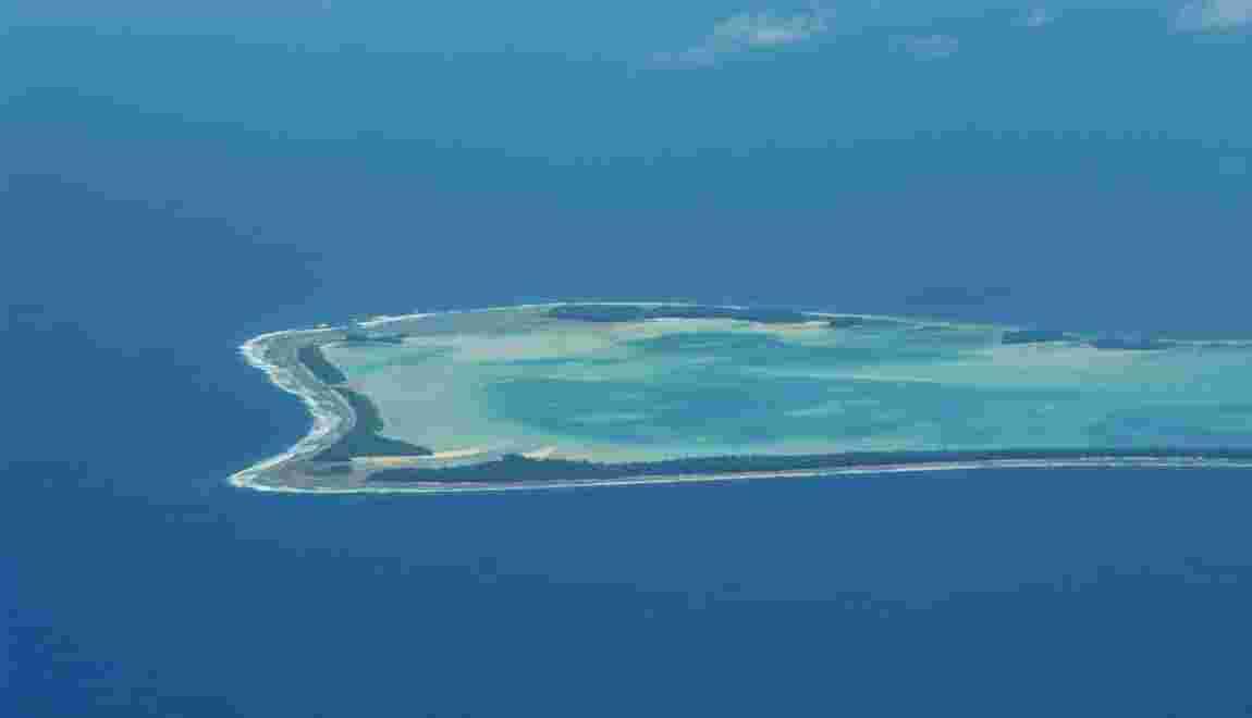 Polynésie : l'archipel des Tuvalu sauvé des eaux ?