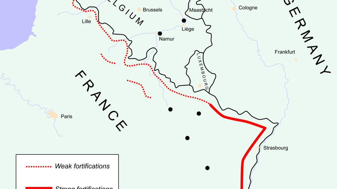 À quoi servait la ligne Maginot ?