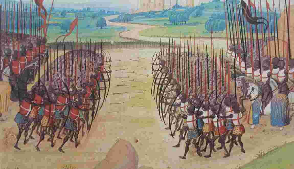 3 choses à savoir sur la guerre de Cent Ans