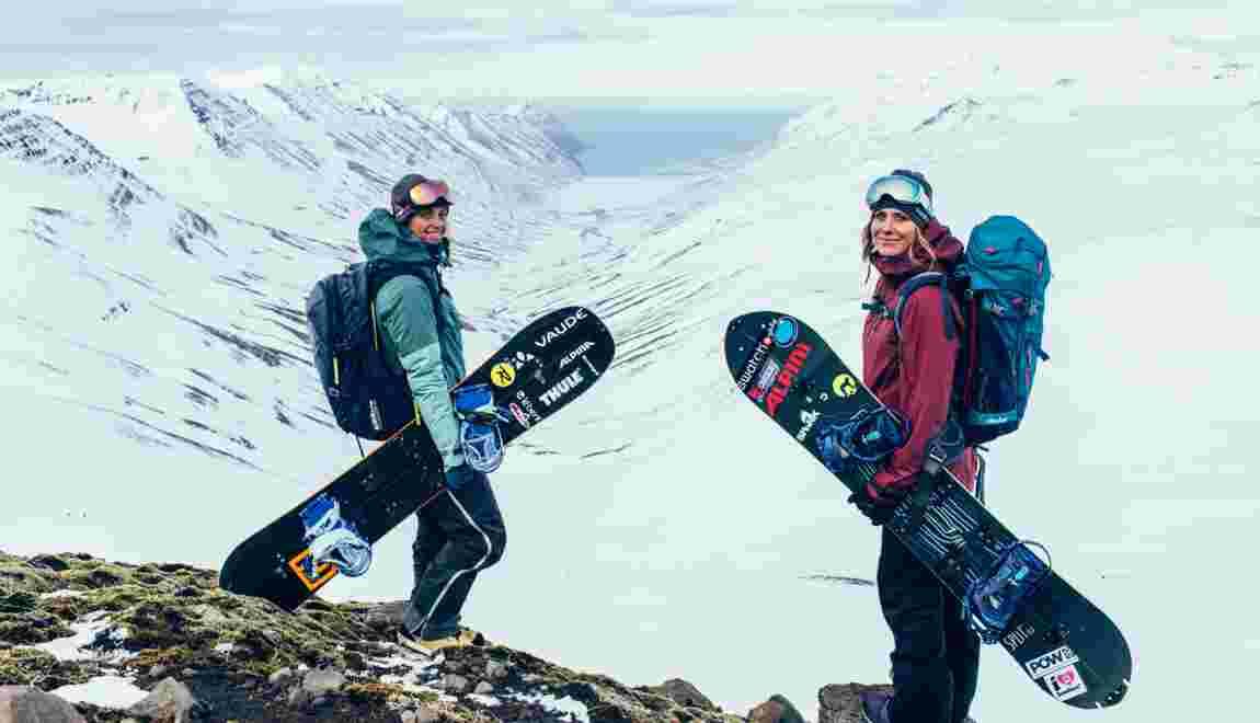 Montagne : les femmes prennent enfin de la hauteur