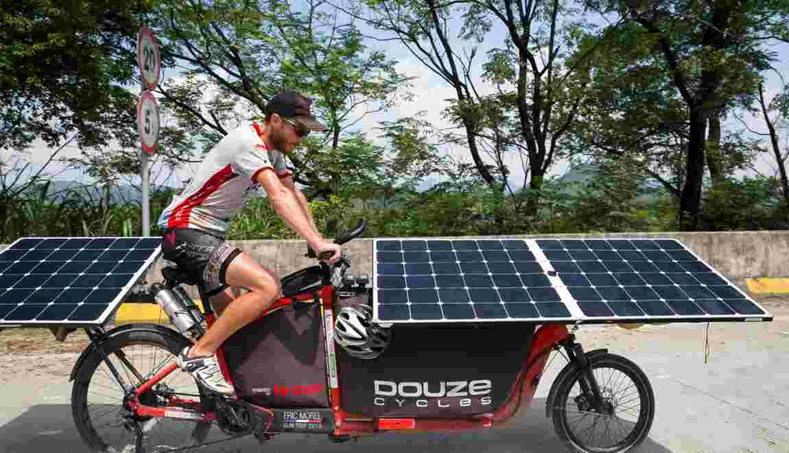 Tuto : comment transformer son vélo classique en vélo solaire