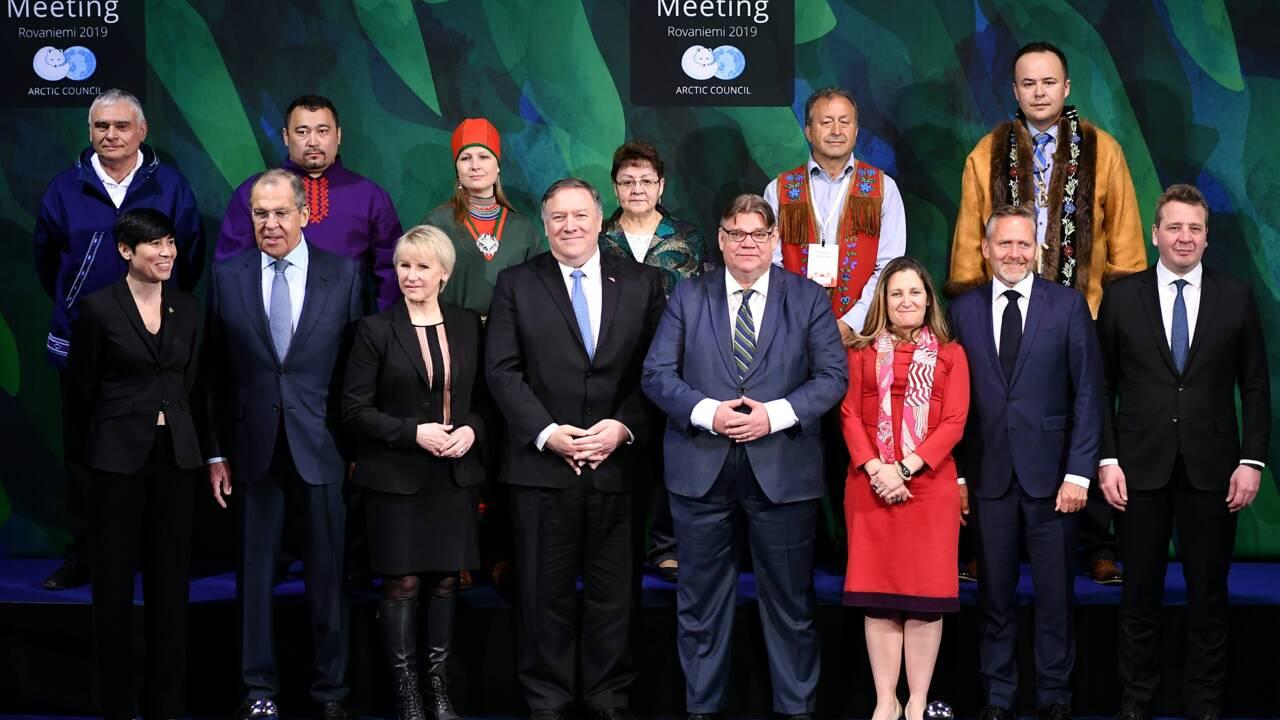 Le climato-scepticisme américain chamboule la coopération régionale dans l'Arctique