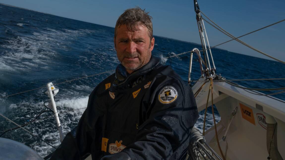 Vendée Globe 2008 : le jour où Yann Eliès s'est fait éjecter de son voilier