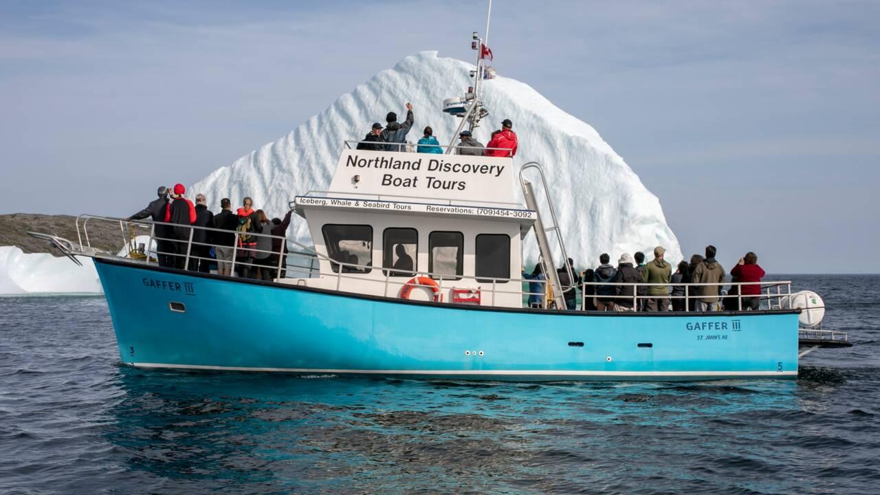 Quand les touristes se ruent sur les paysages arctiques