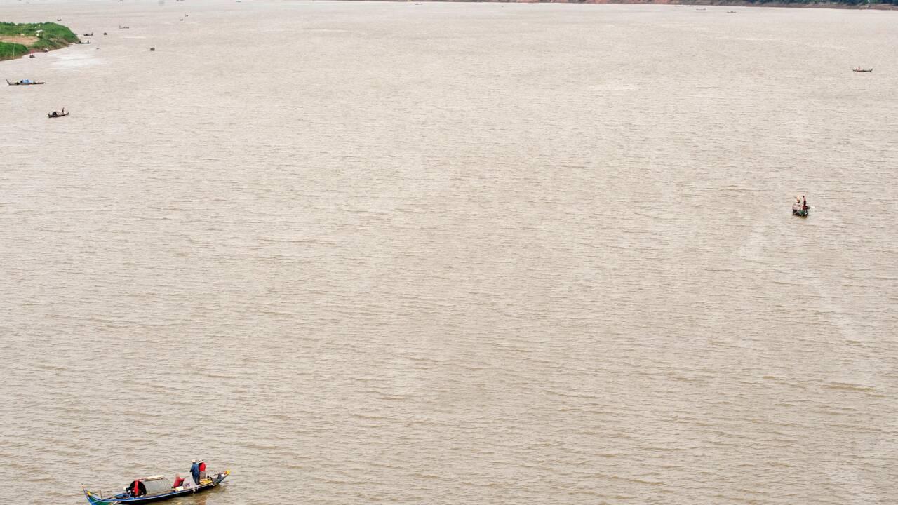 Le tiers seulement des grandes rivières de la planète s'écoule encore librement