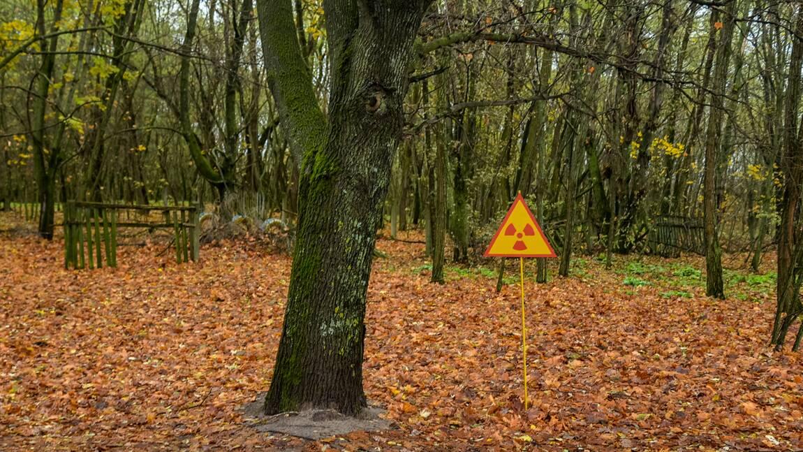 Des scientifiques se sont aventurés à Tchernobyl pour cartographier la radioactivité avec des drones