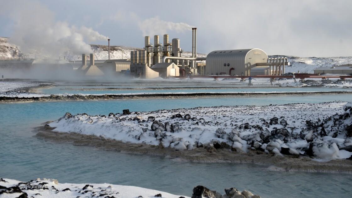 En Islande, on transforme le CO2 en roche pour diminuer les émissions