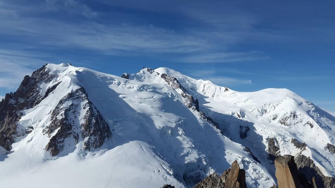 Dans le Mont-Blanc, de la pollution aux métaux toxiques… datant de l'époque romaine