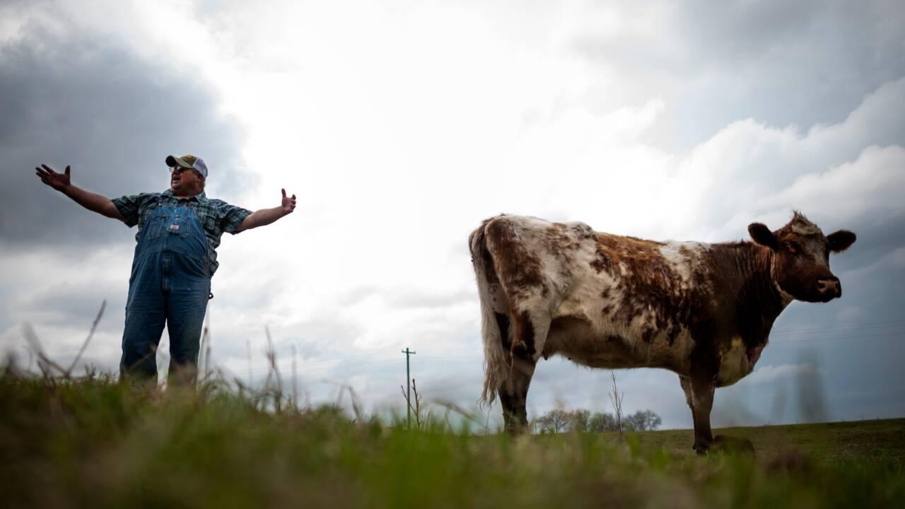Au coeur de l'Amérique, les inondations submergent les agriculteurs