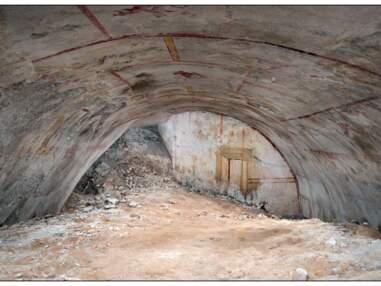 Les archéologues découvrent une salle oubliée depuis 2000 ans dans un palais romain