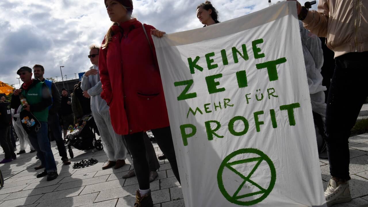 Les défenseurs de l'environnement augmentent la pression sur les entreprises