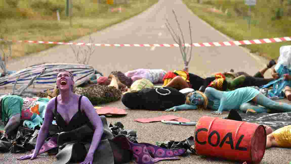 """L'Australie veut sévir contre les écologistes radicaux au discours """"apocalyptique"""""""