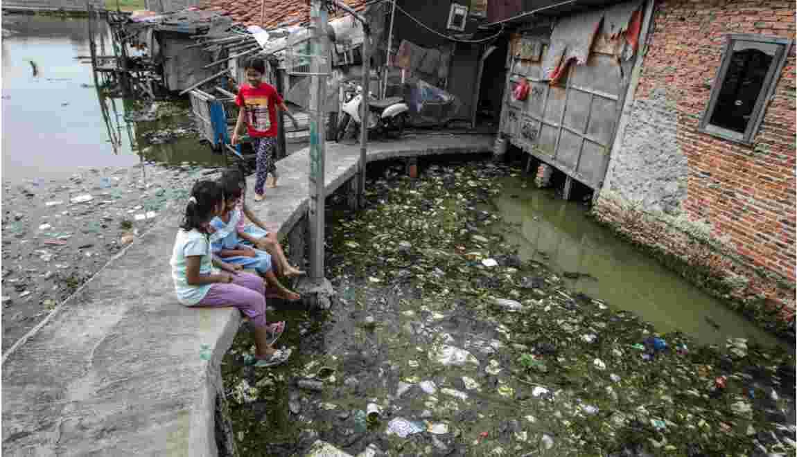 Face aux catastrophes climatiques qui menacent Jakarta, l'Indonésie veut changer de capitale