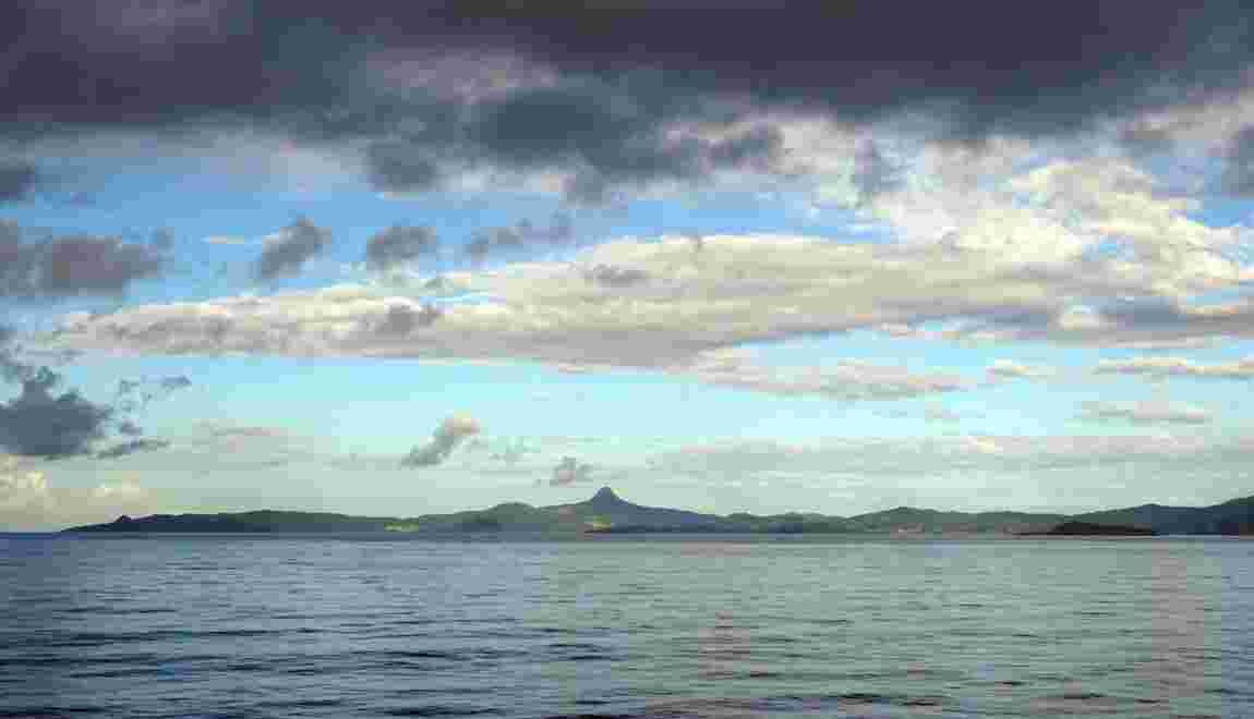 Mayotte: naissance d'un nouveau volcan sous-marin à l'origine des séismes