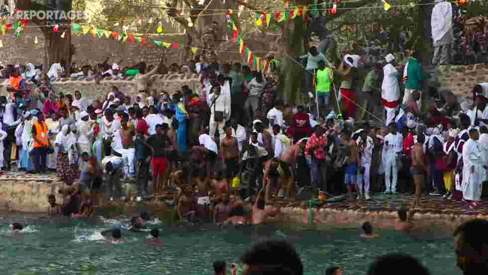 Ethiopie : à la découverte de l'Epiphanie orthodoxe, le plus grand festival religieux du pays