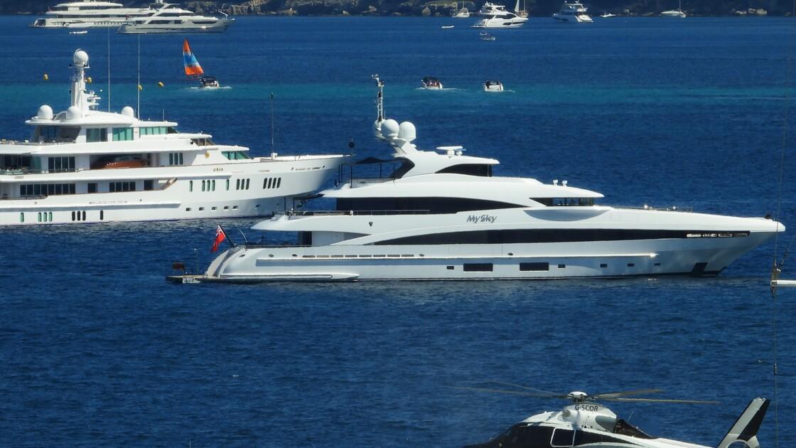 En Méditerranée, le boom des yachts dévaste les fonds marins