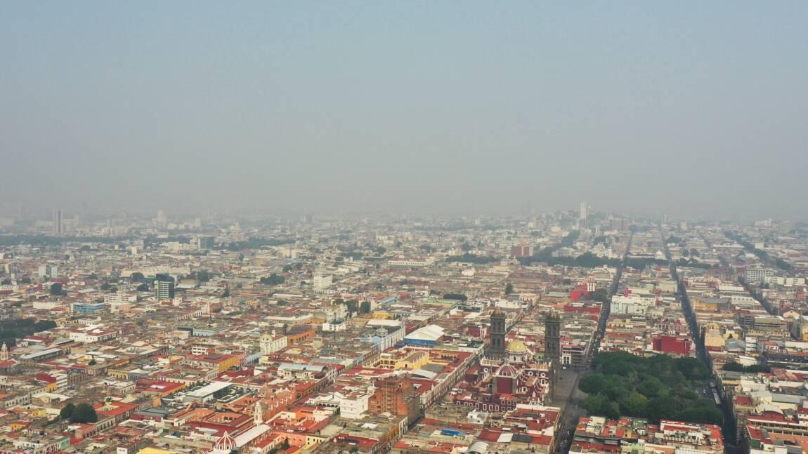Fin de l'alerte à la pollution à Mexico