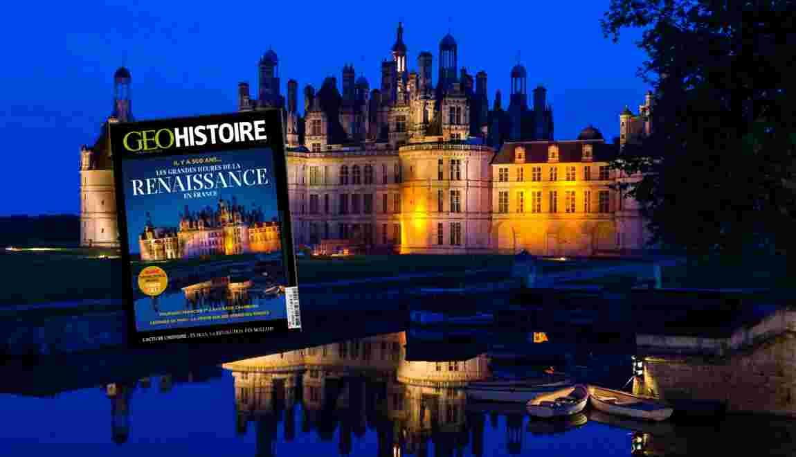 Les grandes heures de la Renaissance dans le nouveau magazine GEO Histoire
