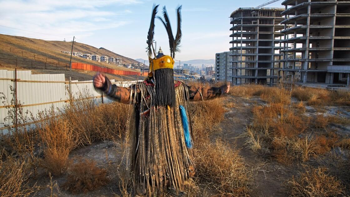 En Mongolie, rencontre avec un chaman de son temps