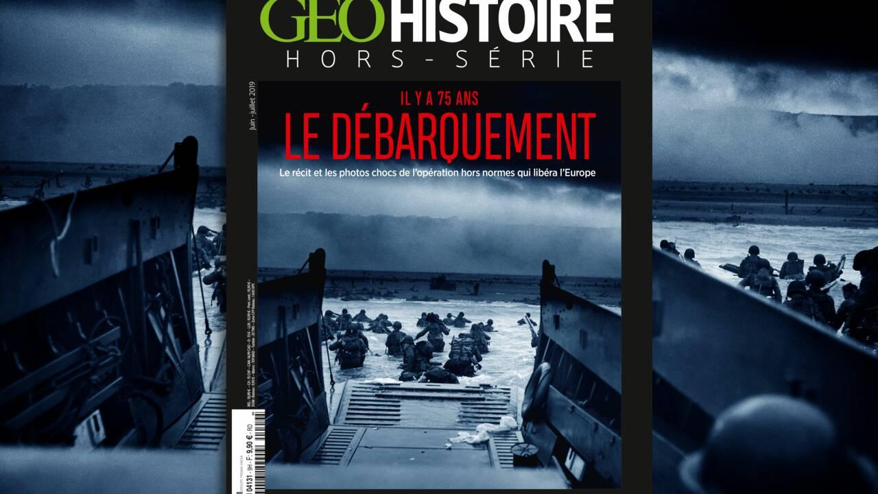 75e anniversaire du Débarquement de Normandie : l'agenda des commémorations