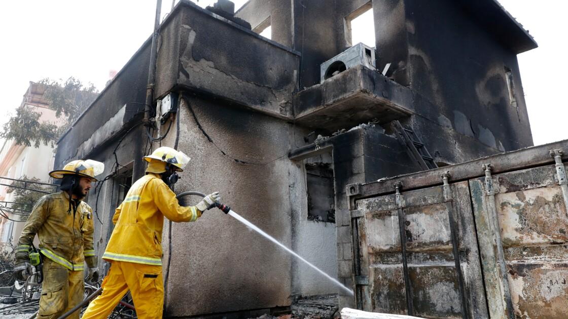 Israël touché par une vague d'incendies