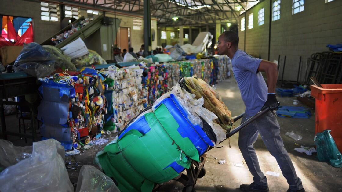 Le Brésil, mauvais élève du recyclage de plastique