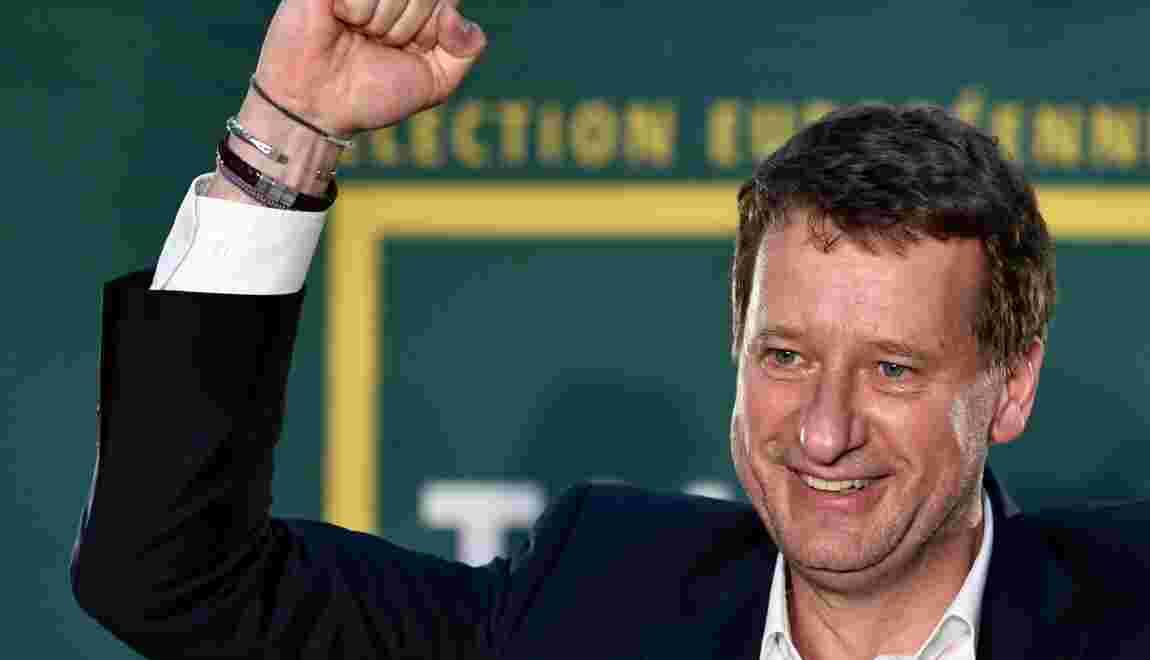 """Jadot veut construire une """"alternative crédible"""" qui gagnera les prochaines élections"""