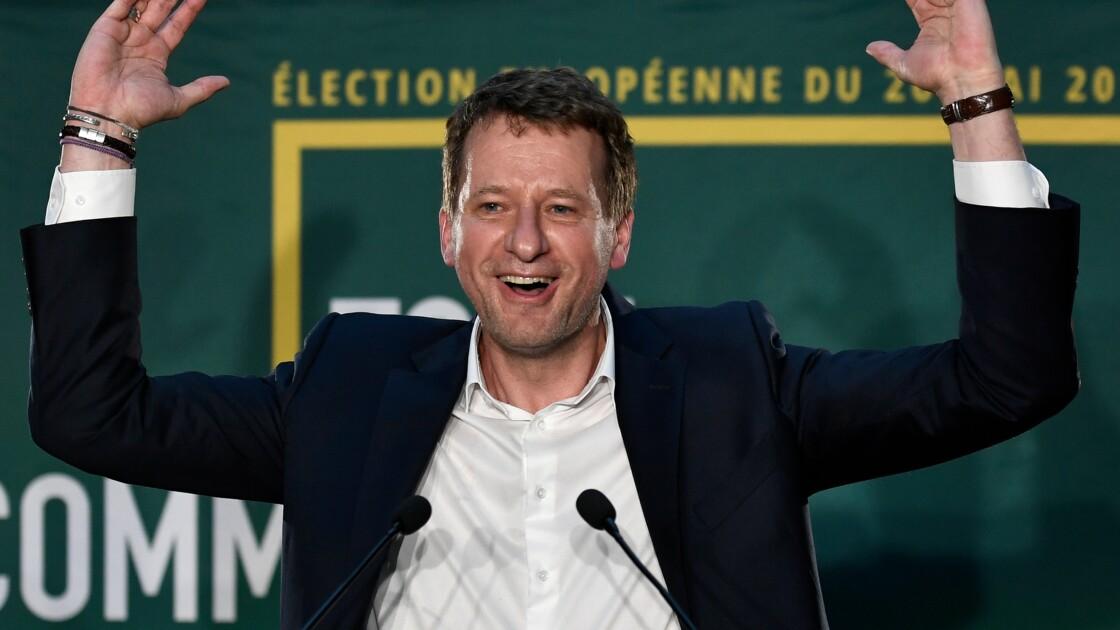 """Jadot: """"C'est une vague verte européenne dont nous sommes les acteurs"""""""