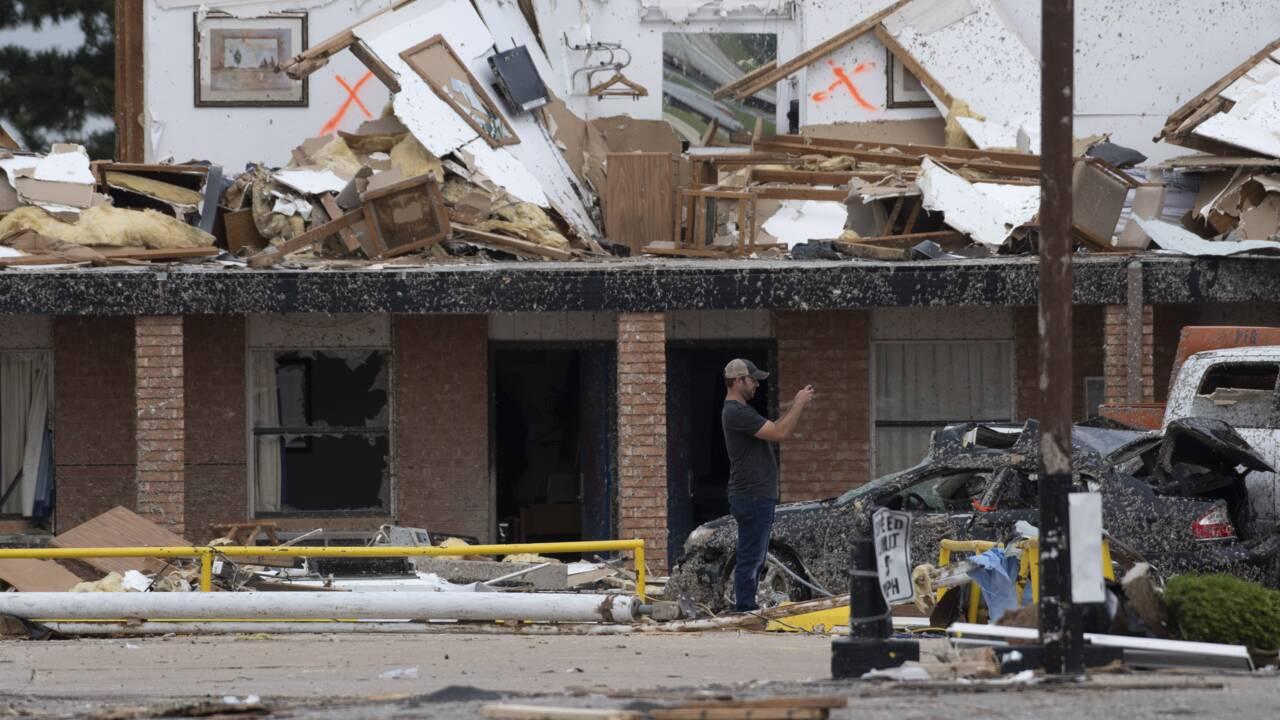 USA: une tornade fait 2 morts dans l'Oklahoma