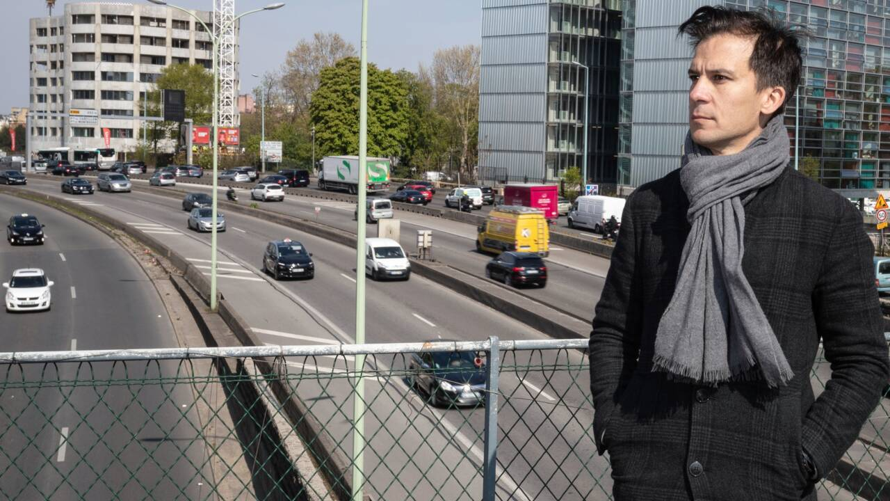 Le périphérique parisien, une boucle de 35 km au coeur du débat politique