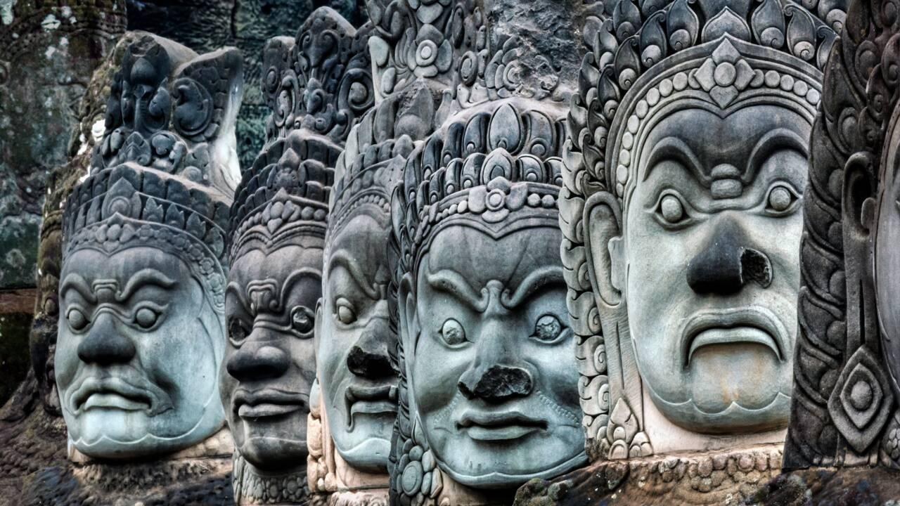 Le Cambodge, ses temples, ses tuks-tuks, ses marchés…