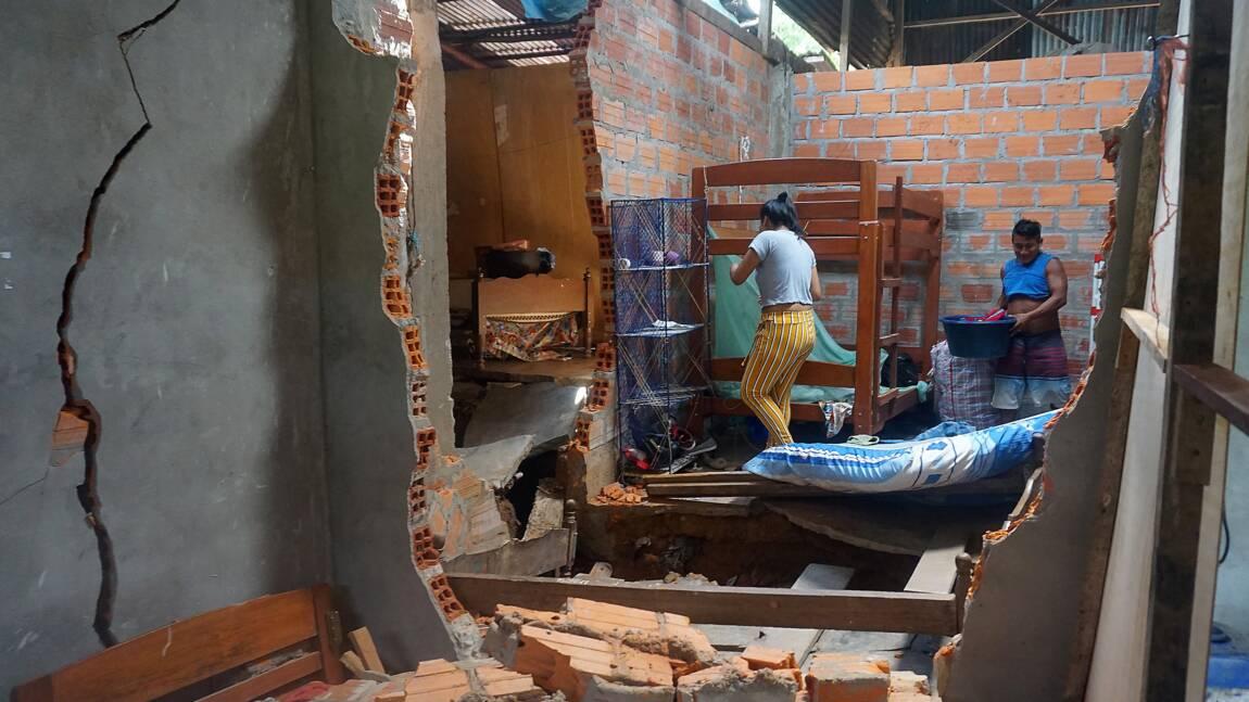 Un séisme de magnitude 8 fait un mort et 26 blessés au Pérou et en Equateur