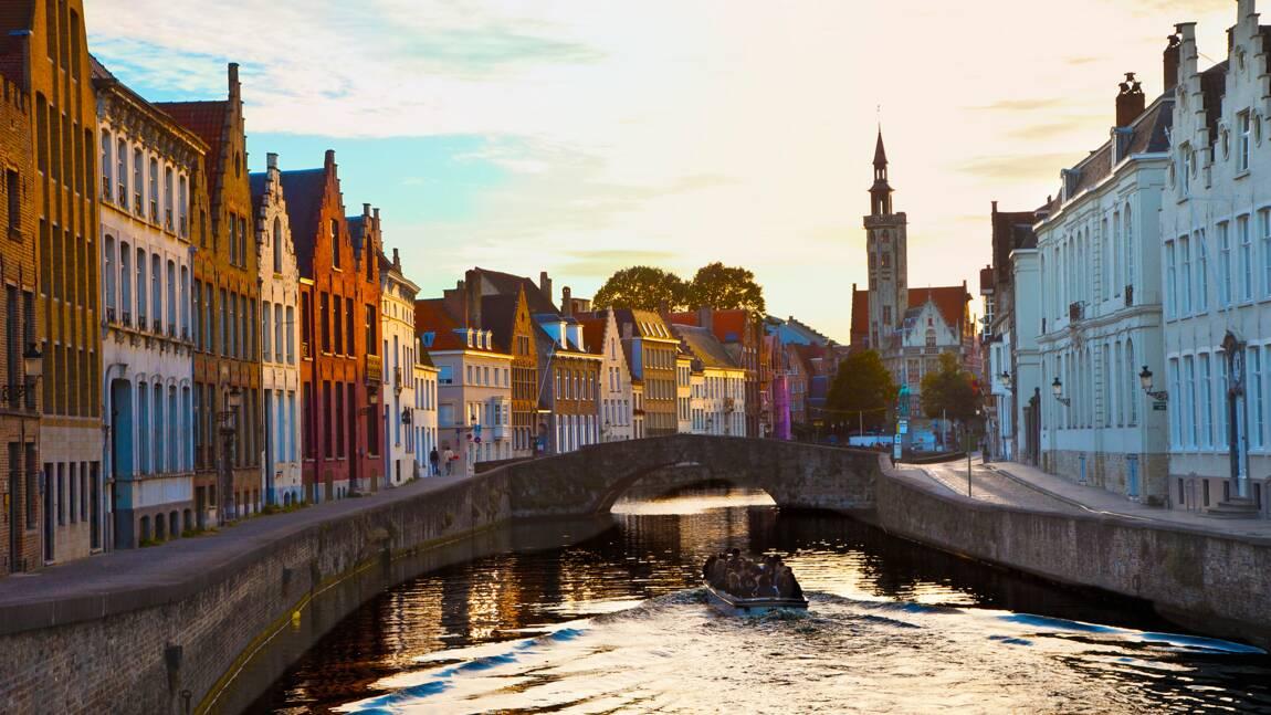 Que faire à Bruges en bateau ?